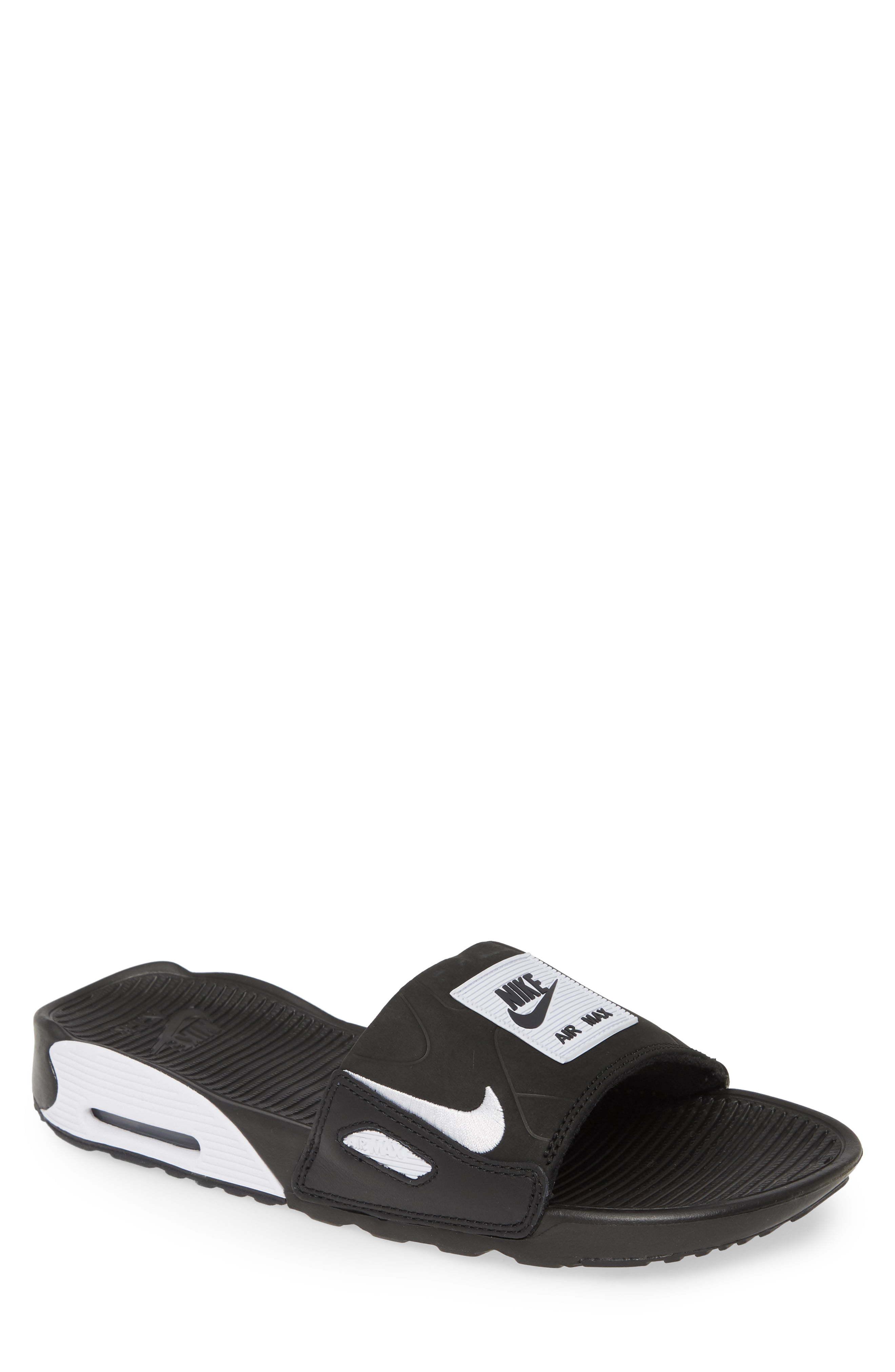 Nike Air Max 90 Sport Slide, $75   Nordstrom   Lookastic