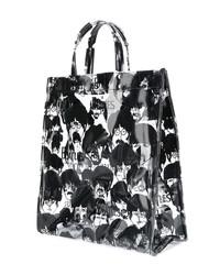 f5a966369038 ... The Beatles X Comme Des Garçons Beatles Print Tote Bag