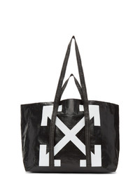 Off-White Black New Commercial Tote