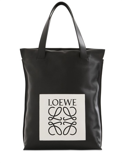 Loewe Leather Tote Bag | Where to buy & how to wear