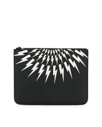 Neil Barrett Thunder Clutch