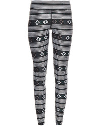 The Upside Berber Print Performance Leggings