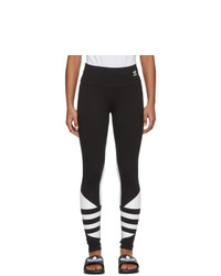 adidas Originals Black Lrg Logo Tight Leggings