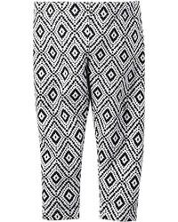Carter's Girls 4 8 Geometric Print Capri Leggings