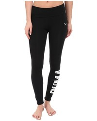 Puma Style Swagger Leggings Workout
