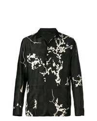 Haider Ackermann Embroidered Shirt