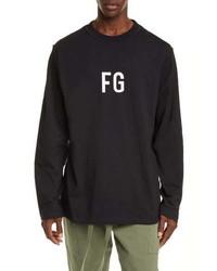 Fear Of God Fg Long Sleeve T Shirt