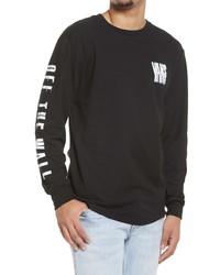 Vans Reflect Long Sleeve Logo T Shirt