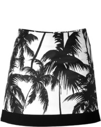 Palm tree mini skirt medium 442996