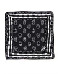 Dolce & Gabbana Silk Pocket Square