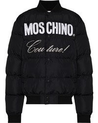 Moschino Couture Quilted Padded Jacket