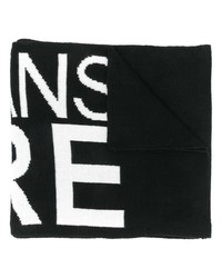VERSACE JEANS COUTURE Knit Scarf