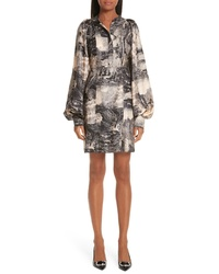 Burberry Pascala Silk Dress