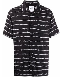Vans Barb Wire Print Shirt