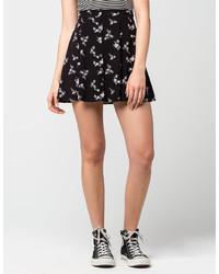 Full Tilt Floral Skater Skirt
