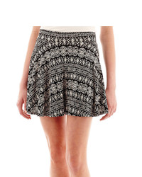 Jcpenney decree skater skirt medium 297112