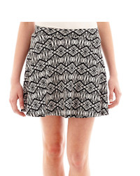 Jcpenney decree skater skirt medium 297113