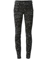 Proenza schouler splatter print jeans medium 88294
