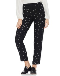 Vince Camuto Re Set Ditsy Slim Leg Pants