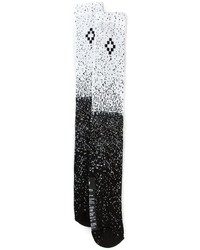Marcelo Burlon County of Milan Degrad Pixel Socks
