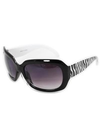 Epic Dynamic Zebra Print Fashion Sunglasses