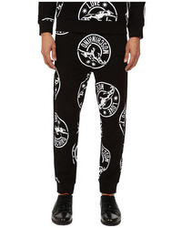 Love Moschino Panther Print Sweatpants