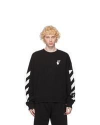 Off-White Black Agreet Sweatshirt