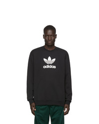 adidas Originals Black Premium Sweatshirt