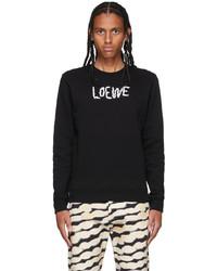 Loewe Black Sweatshirt