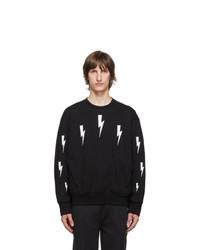 Neil Barrett Bolts Sweatshirt
