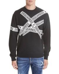 DSQUARED2 Caution Sweatshirt