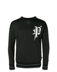 Philipp Plein Chest Logo Sweatshirt