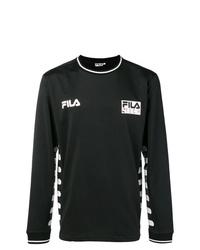 Fila Front Logo Loose Sweatshirt