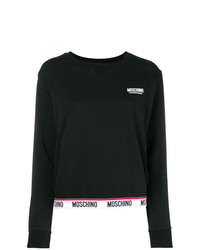 Moschino Logo Waistband Sweatshirt