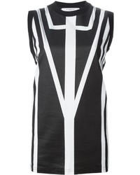 Givenchy Geometric Print Tank Top