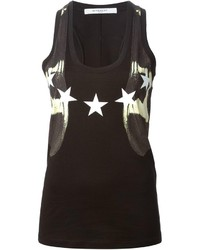 Givenchy Star Print Tank Top