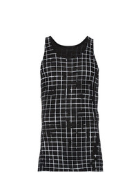 Haider Ackermann Perfusion Distorted Monochrome Vest