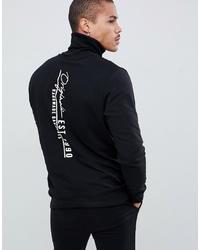 Jack & Jones Originals Roll Neck Sweatshirt With Originals Back Print