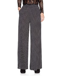 Cotton Candy La Printed Wide Leg Pants