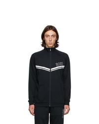 BOSS Black Authentic Zip Up Sweater