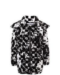 Versus Printed Hooded Jacket