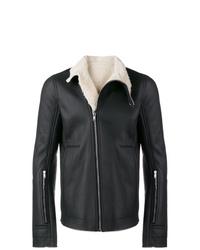 Rick Owens Zip Front Jacket