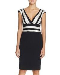 Black and white sheath dress original 9821792