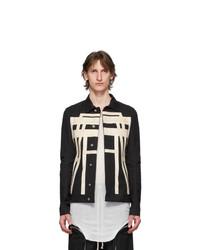 Rick Owens Black Lab Jacket