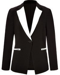 Colorblocked blazer medium 16796