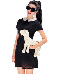 Choies cute dress with white collar medium 78951
