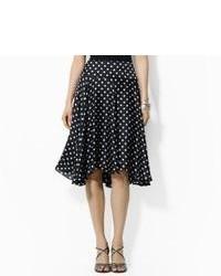 Black and white skater skirt original 4355949