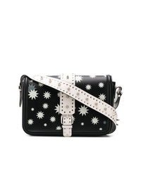 RED Valentino Red Star Print Shoulder Bag