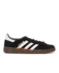 adidas Originals Black Handball Spezial Sneakers