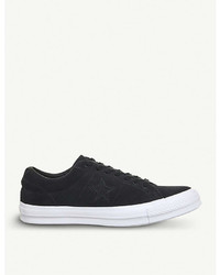 Converse One Star Suede Trainer